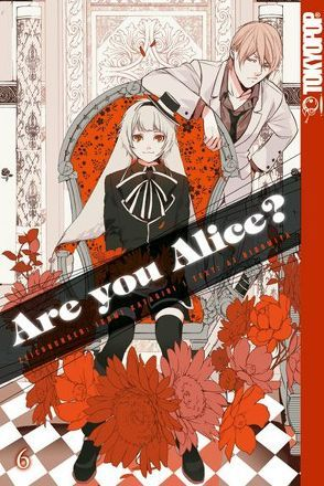 Are you Alice? 06 von Katagiri,  Ikumi, Ninomiya,  Ai
