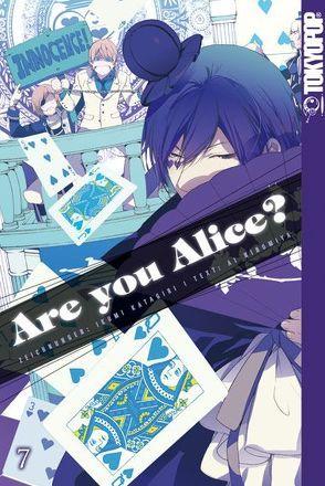 Are you Alice? 07 von Katagiri,  Ikumi, Ninomiya,  Ai