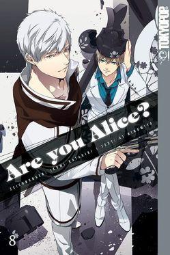 Are you Alice? 08 von Katagiri,  Ikumi, Ninomiya,  Ai