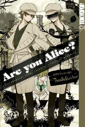 Are you Alice? 09 von Katagiri,  Ikumi, Ninomiya,  Ai