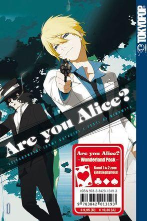 Are you Alice? Wonderland Pack von Katagiri,  Ikumi, Ninomiya,  Ai