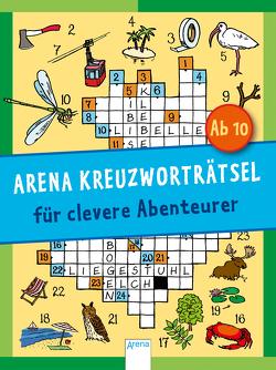 Arena Kreuzworträtsel für clevere Abenteurer von Haller,  Stefan