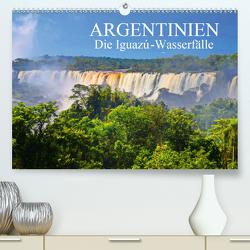 Argentinien. Die Iguazú-Wasserfälle (Premium, hochwertiger DIN A2 Wandkalender 2020, Kunstdruck in Hochglanz) von Janusz,  Fryc