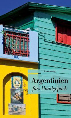 Argentinien fürs Handgepäck von Karnofsky,  Eva