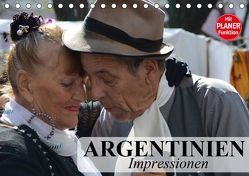 Argentinien – Impressionen (Tischkalender 2019 DIN A5 quer)