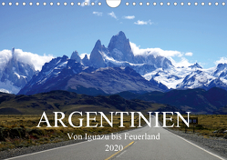 Argentinien – Von Iguazu bis Feuerland (Wandkalender 2020 DIN A4 quer) von Richter,  Uwe