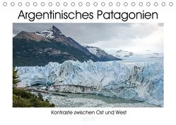 Argentinisches Patagonien (Tischkalender 2019 DIN A5 quer) von Spiller,  Antonio