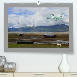 Argyll (Premium, hochwertiger DIN A2 Wandkalender 2020, Kunstdruck in Hochglanz) von de Mont-Sylvain,  Osmélian