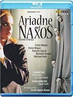 Ariadne auf Naxos von Dohnányi,  Christoph von, Strauss,  Richard