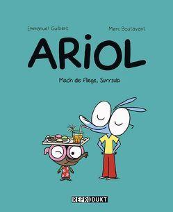 Ariol / Ariol 5 – Mach die Fliege, Surrsula von Boutavant,  Marc, Guibert,  Emmanuel, von der Weppen,  Annette