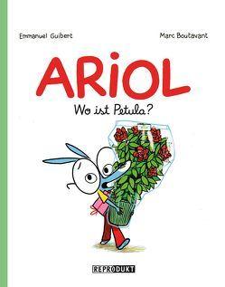 Ariol von Boutavant,  Marc, Guibert,  Emmanuel, von der Weppen,  Annette