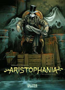 Aristophania. Band 2 von Dorison,  Xavier, Parnotte,  Joel