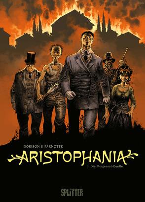 Aristophania. Band 3 von Dorison,  Xavier, Parnotte,  Joel
