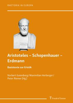 Aristoteles – Schopenhauer – Erdmann von Gutenberg,  Norbert, Herberger,  Maximilian, Riemer,  Peter