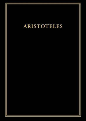 Aristoteles: Werke / Nikomachische Ethik von Frede,  Dorothea