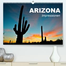 Arizona • Impressionen (Premium, hochwertiger DIN A2 Wandkalender 2021, Kunstdruck in Hochglanz) von Stanzer,  Elisabeth