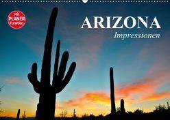 Arizona. Impressionen (Wandkalender 2019 DIN A2 quer) von Stanzer,  Elisabeth