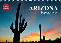 Arizona. Impressionen (Wandkalender 2019 DIN A3 quer) von Stanzer,  Elisabeth