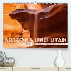 ARIZONA UND UTAH Ein einzigartiges Erlebnis (Premium, hochwertiger DIN A2 Wandkalender 2020, Kunstdruck in Hochglanz) von Viola,  Melanie