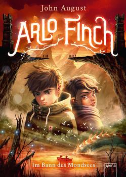 Arlo Finch (2) von August,  John
