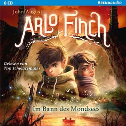 Arlo Finch (2). Im Bann des Mondsees von August,  John, Freund,  Wieland, Schwarzmaier,  Tim, Wandel,  Andrea