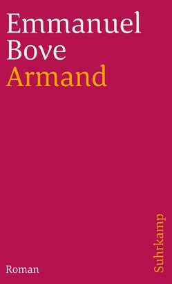 Armand von Bove,  Emmanuel, Handke,  Peter