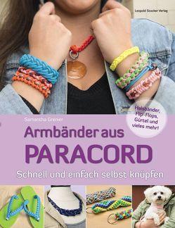 Armbänder aus Paracord von Grenier,  Samantha, Schön,  Nina
