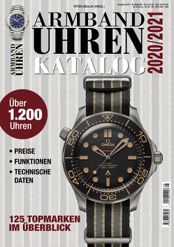 Armbanduhren Katalog 2020/2021 von Braun,  Peter