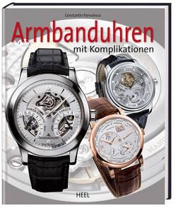 Armbanduhren mit Komplikationen von Parvulesco,  Constantin