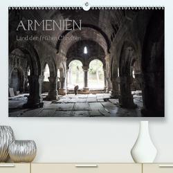 ARMENIEN – Land der frühen Christen (Premium, hochwertiger DIN A2 Wandkalender 2021, Kunstdruck in Hochglanz) von Breig,  Markus