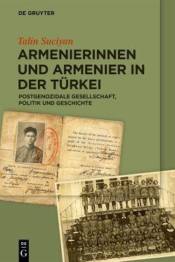 Armenierinnen und Armenier in der Türkei von Heinemann,  Jörg, Suciyan,  Talin, Türker,  Sibel