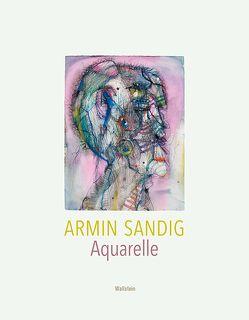 Armin Sandig Aquarelle von Nümann,  Ekkehard