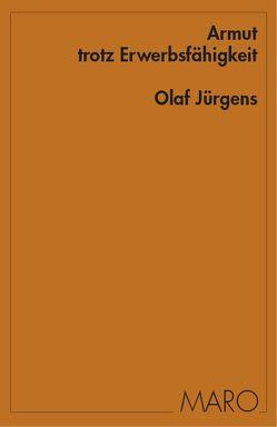Armut trotz Erwerbsfähigkeit von Jürgens,  Olaf, Ostner,  Ilona, Voges,  Wolfgang