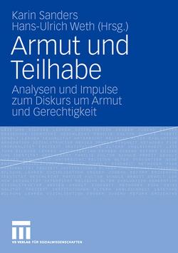 Armut und Teilhabe von Sanders,  Karin, Weth,  Hans-Ulrich