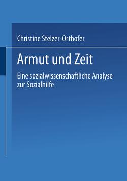 Armut und Zeit von Stelzer-Orthofer,  Christine