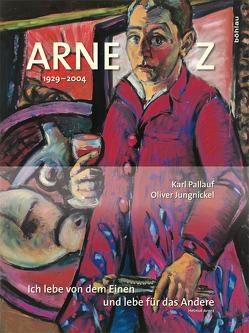 Arnez 1929-2004 von Jungnickel,  Oliver, Pallauf,  Karl