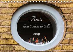 Arnis – kleine Stadt an der Schlei (Tischkalender 2019 DIN A5 quer) von Otte,  Dagmar