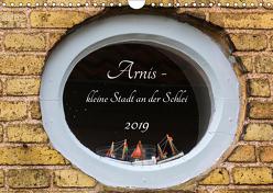 Arnis – kleine Stadt an der Schlei (Wandkalender 2019 DIN A4 quer) von Otte,  Dagmar