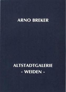 Arno Breker – Skulpturen, Handzeichnungen, Druckgraphiken von Beer,  Michael, Fuchs,  Ernst, Nallathamby,  John B, Ott-Rothballer,  Ingeborg, Probst,  Volker G, Wagner,  Winifred
