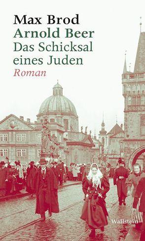 Arnold Beer. Das Schicksal eines Juden. Roman von Brod,  Max, Demetz,  Peter