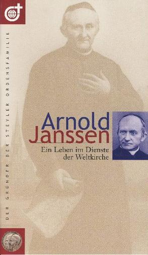 Arnold Janssen von Üblackner,  Stefan