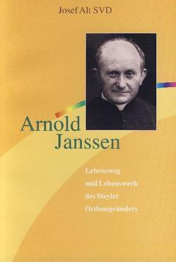 Arnold Janssen von Alt,  Josef