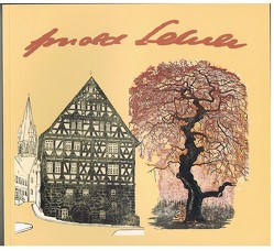 Arnold Lehrer Holzschnitte, Aquarelle, Pastelle, Zeichnungen