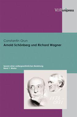 Arnold Schönberg und Richard Wagner von Grun,  Constantin