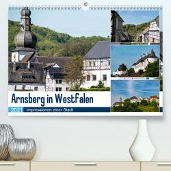Arnsberg in Westfalen (Premium, hochwertiger DIN A2 Wandkalender 2021, Kunstdruck in Hochglanz) von Möller,  Christof
