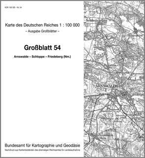 Arnswalde – Schloppe – Friedeberg (Nm.)