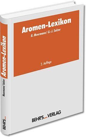 Aromen-Lexikon von Muermann,  Bettina, Salzer,  Dr. Uwe-Jens