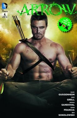 Arrow (Comic zur TV-Serie) von Grell,  Mike, Guggenheimer,  Marc, Iacono,  Mary, Jefferson,  Allan, Sokolowski,  Ben