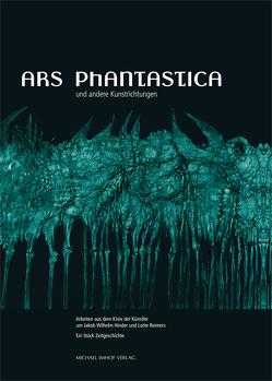 Ars Phantastica und andere Kunstrichtungen