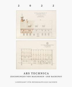 Ars Technica. Zeichnungen von Maschinen- und Baukunst